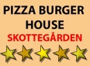 Pizza og  Burger House Skottegården